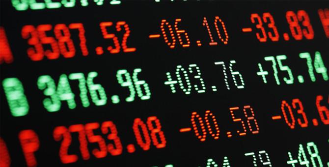 Günün ilk yarısında borsa da yükseldi, dolar da