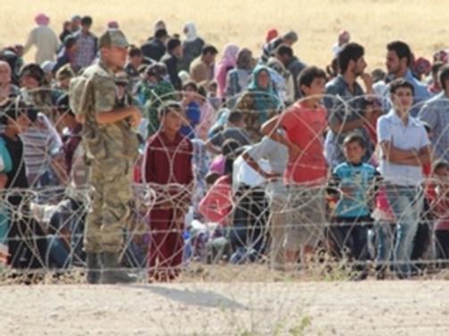BM: 70 bin Suriyeli Türkiye'ye giriş yaptı
