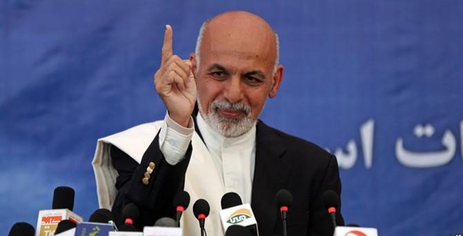 Afganistan'da yeni başkan Ahmadzai