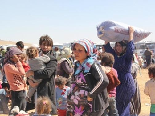 Siverek'ten Suriyeli Kürtler için yardım kampanyası