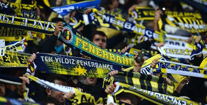 Fenerbahçe e-bilete 'sınırlı' geçti
