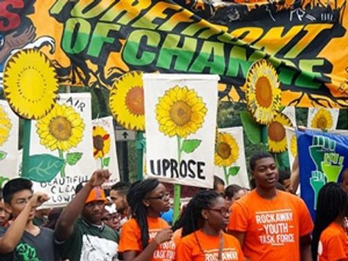 Dünya iklim değişikliğiyle mücadele için yürüdü