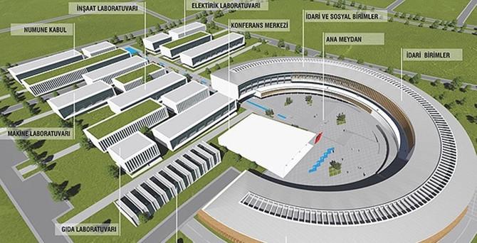 TSE, Başkent'e dev laboratuvar kuruyor