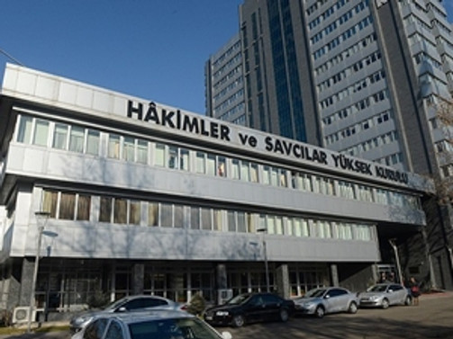 Adalet Akademisi'nde HSYK üyeliği seçimi yapıldı