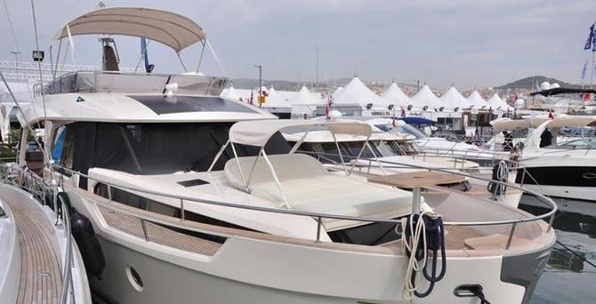 Uluslararası İstanbul Boatshow kapılarını açtı