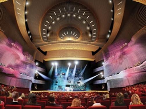 Zorlu Center PSM, ünlü müzikallere evsahipliği yapacak
