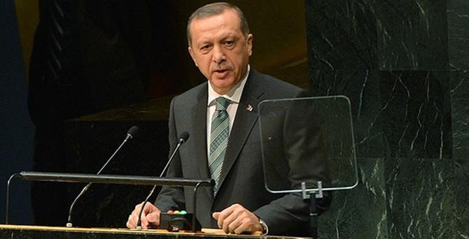 Erdoğan'dan IŞİD operasyonu yorumu