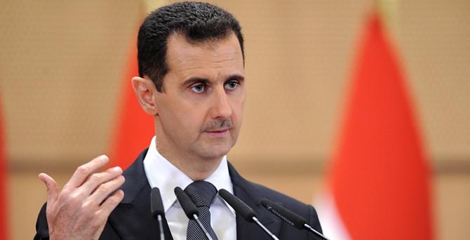 Esad hakkında insanlık suçu soruşturması