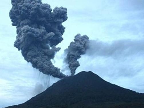 Kosta Rika'da yanardağ faaliyete geçti