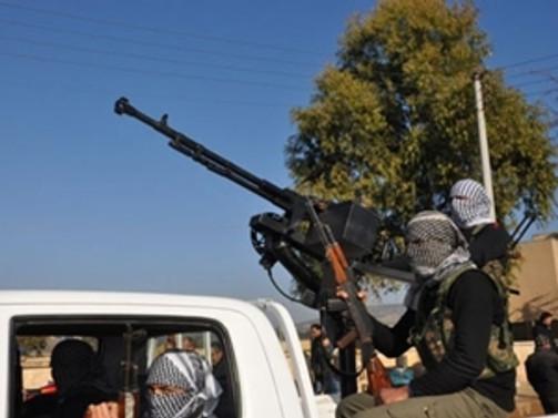 IŞİD'i Kobani'de durdular