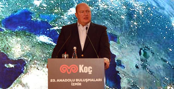 Koç: İlk yarıda 2.8 milyar lira yatırım yaptık
