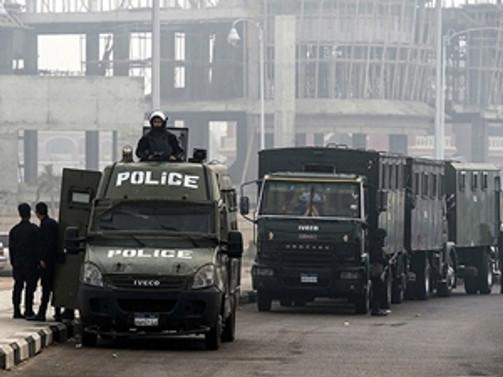 Mısır'da 8 Türk'e gözaltı