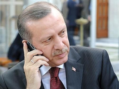 Erdoğan'dan 'Kudüs' telefonu