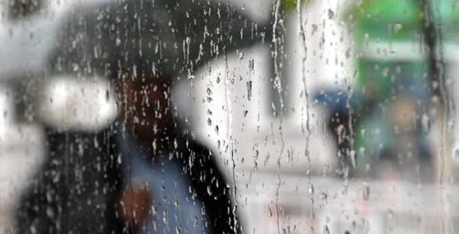 İstanbul şiddetli yağışın etkisi altında!