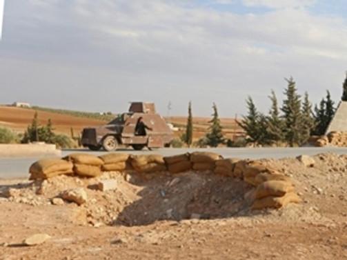IŞİD, Türkiye sınırında!