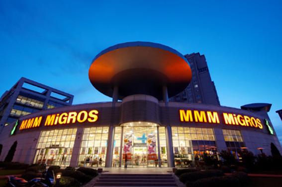 Migros, dağıtım merkezleri sayısını 13'e çıkardı