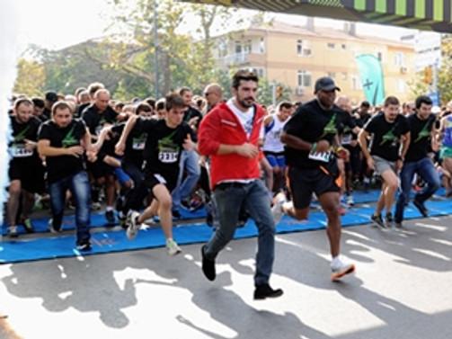 """""""Run İstanbul"""" koşusu yarın yapılacak"""