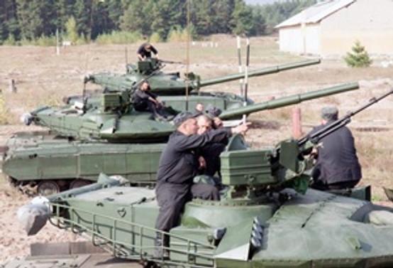 Ukrayna tanklarını satmaktan vazgeçti