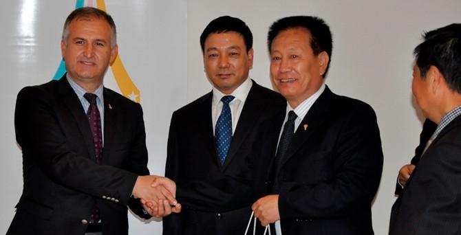 Çinli ortakla elektrikli bisiklet üretecek