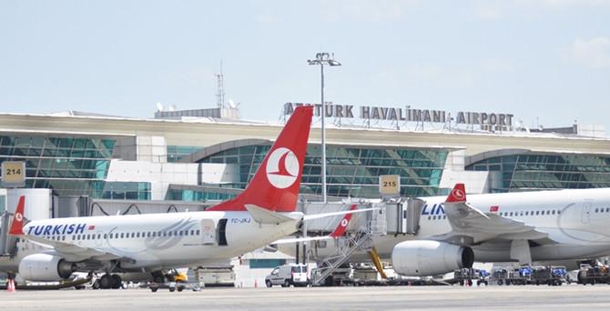 Havalimanında Ebola paniği