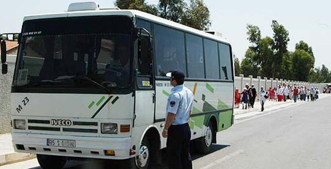 Okullar açıldı, İzmir'de S plaka kavgası alevlendi