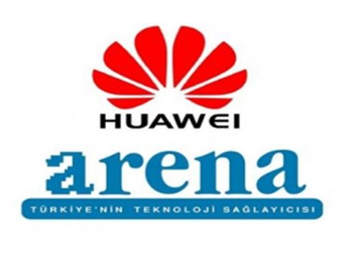 Arena'dan Huawei ile distribütörlük anlaşması