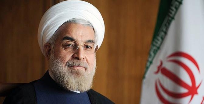 Ruhani'nin 'ilk' ziyareti İtalya'ya
