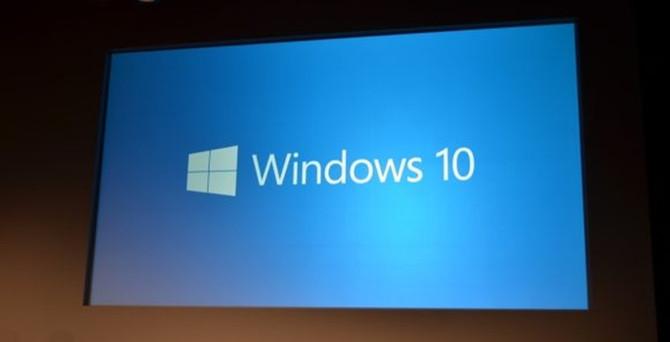 Windows 10 tanıtıldı