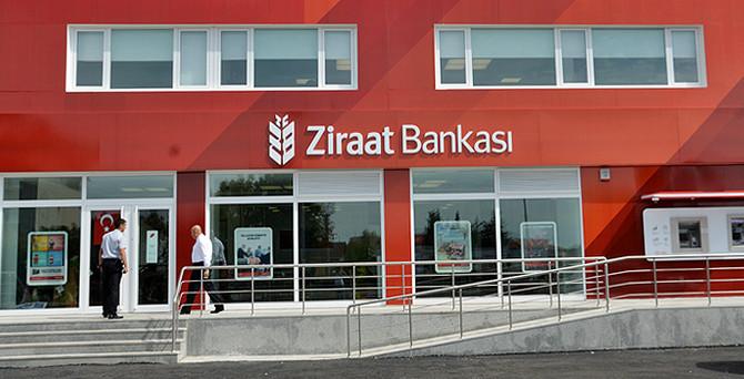 Ziraat 1.1 milyar dolar 'sendikasyon' aldı