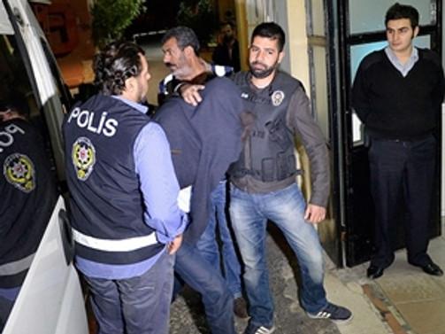 Usulsüzlük operasyonunda 8 kişi tutuklandı
