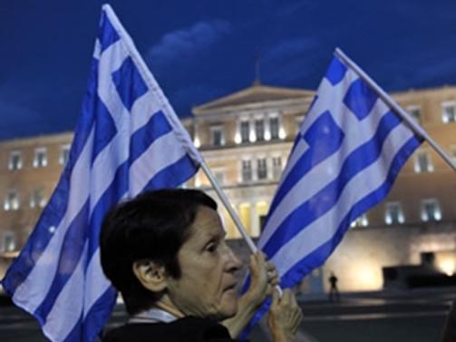 Yunanistan'da 24 saatlik genel grev