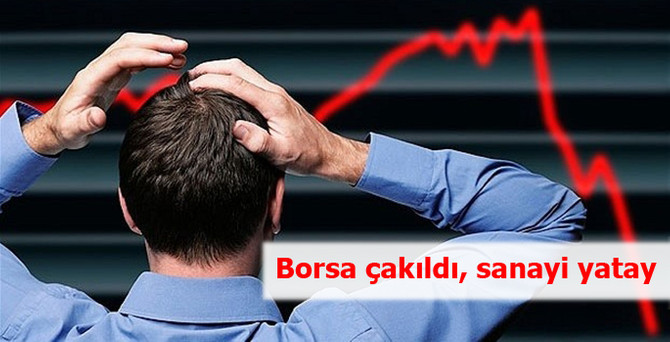 Borsa, son 5 ayın en düşüğünde kapandı