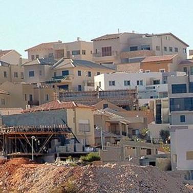 Kudüs'e yeni yerleşim yerine onay