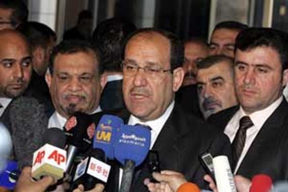 Irak'ta mutlu son
