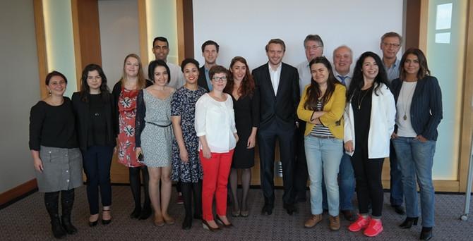 Medyada Alman-Türk işbirliği