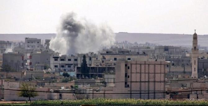 İran'dan Kobani'ye yardım gönderecek