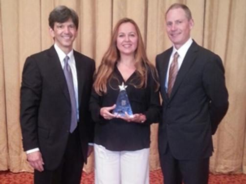 TeknoSA Akademi'ye ASTD'den Best Ödülü