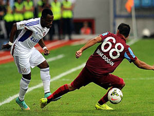 Trabzonspor mağlup