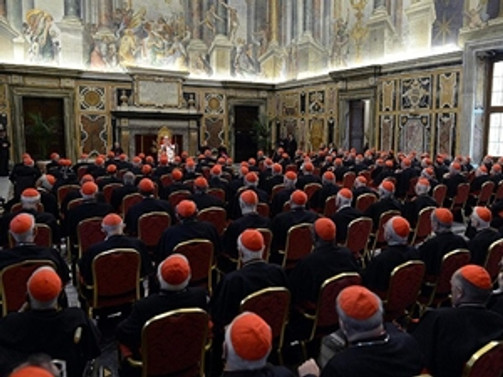 Vatikan'da Rahipler Meclisi toplandı