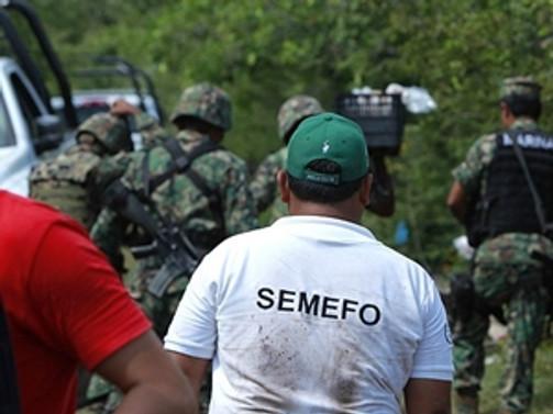 Meksika'da toplu mezar kayıp öğrencilerin mi?