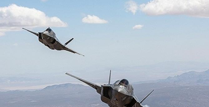 Kobani çevresine 21 hava saldırısı