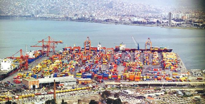 Ege Bölgesi, ihracatta rekor kırdı