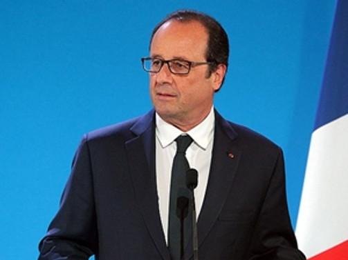 Filistin'in tanınması için gözler Hollande'da
