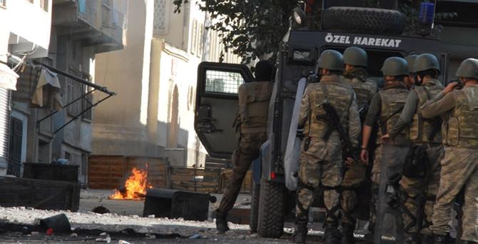 Olağanüstü 'Kobani'  önlemi