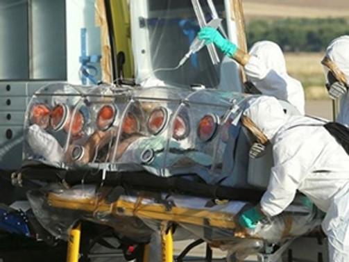 Ebola'dan ölenlerin sayısı 5 bin 689'a yükseldi