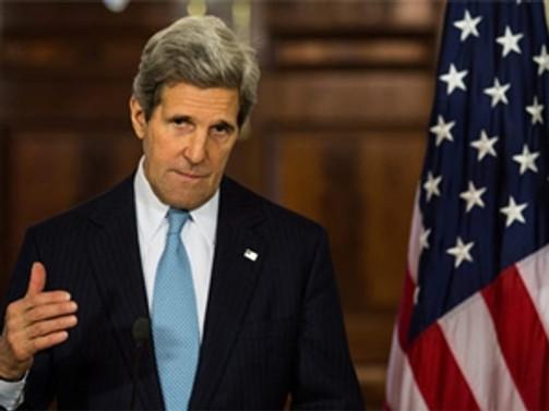 Kerry: Silah verdik ama...