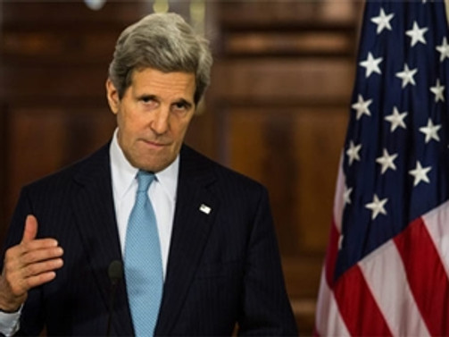 İsrail'den Kerry'ye tepki