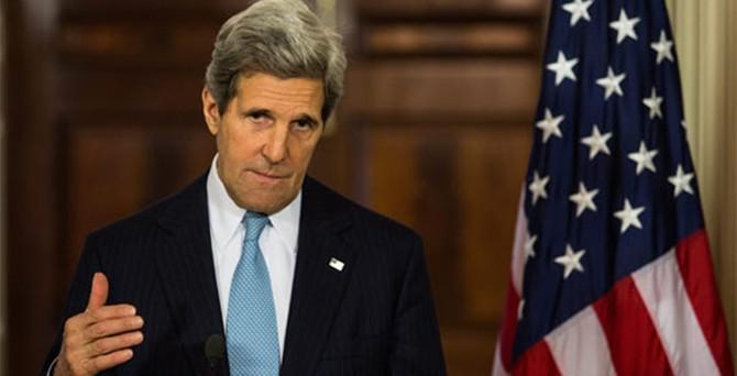 Kerry'den 'tampon bölge' açıklaması