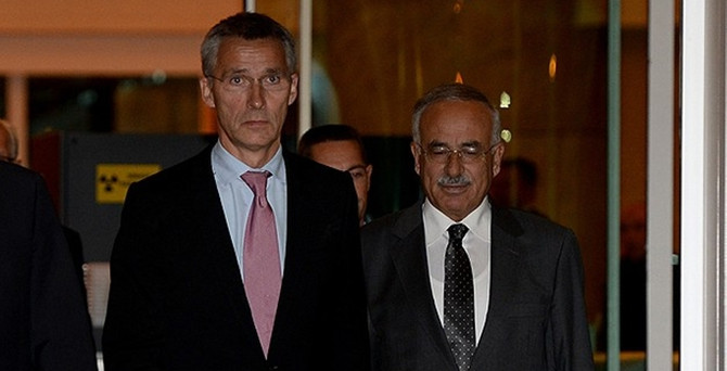 NATO Genel Sekreteri Türkiye'de