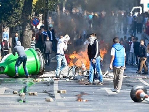 Gaziantep'teki gösterilerde ölü sayısı artıyor